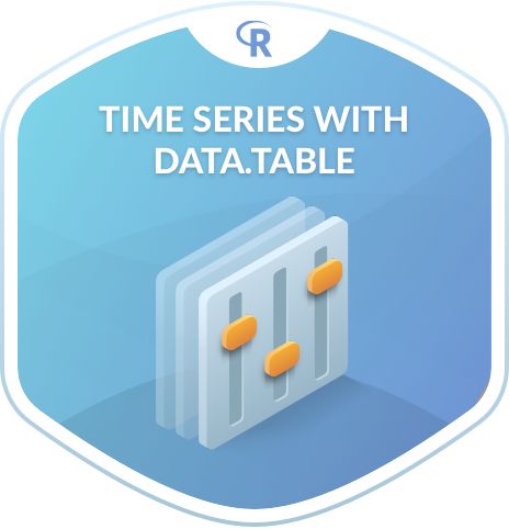Time Series with data.table in R
