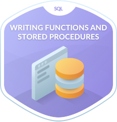 Writing Functions and Stored Procedures in SQL Server