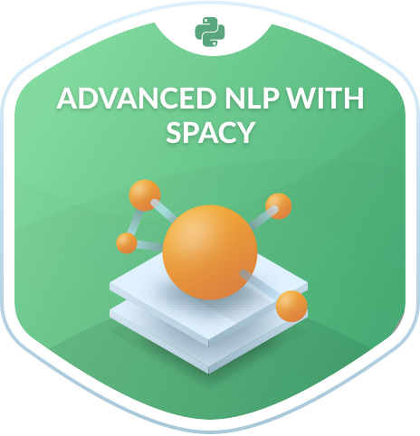 Advanced NLP with spaCy | DataCamp