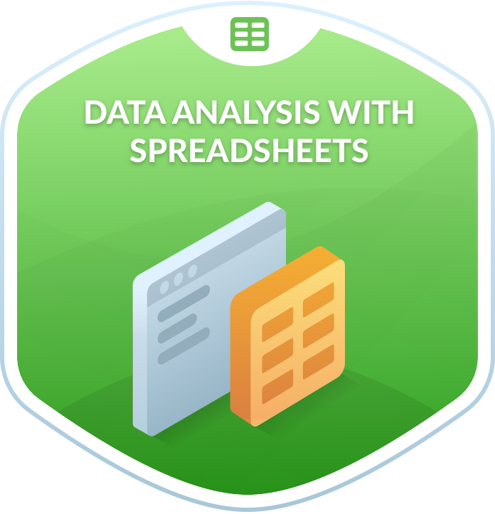 Data Analysis with Spreadsheets | DataCamp