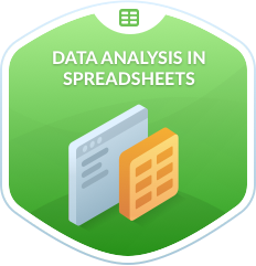Data Analysis in Spreadsheets