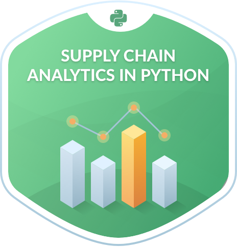 Supply Chain Analytics in Python | DataCamp