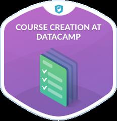 Course Creation at DataCamp