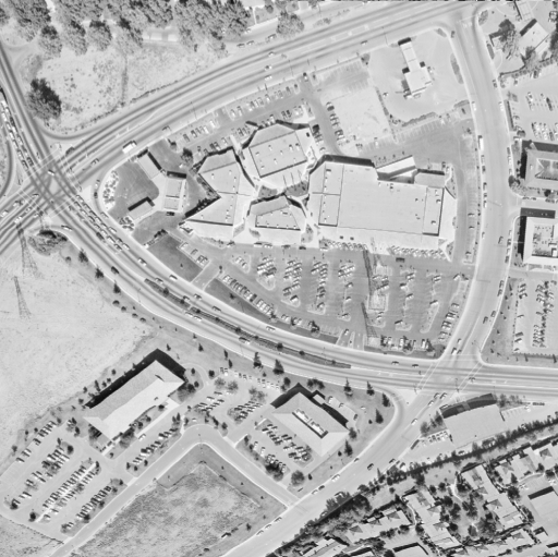 Aerial image, airport taken from the air