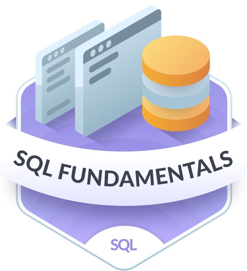 Sql fundamentals 2x