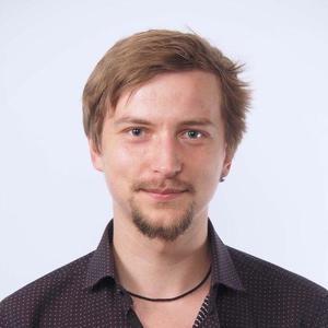 Kirill Smirnov Headshot
