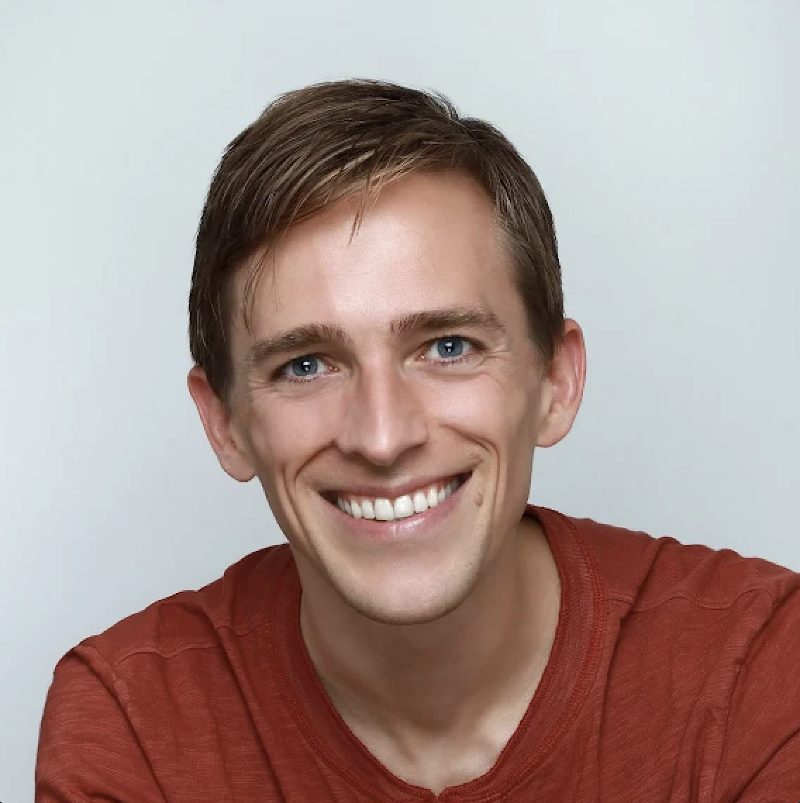 Laurens Geffert Headshot