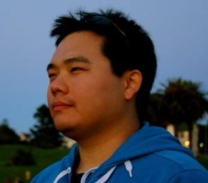 Eric Ma Headshot
