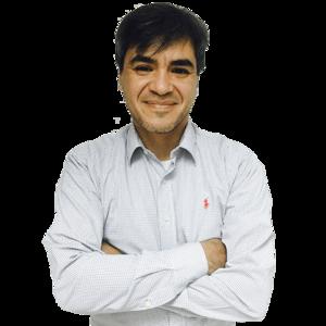 Alexander A. Ramírez M. Headshot