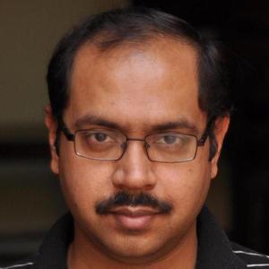 Deepayan Sarkar Headshot