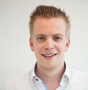 Maarten Van den Broeck Headshot