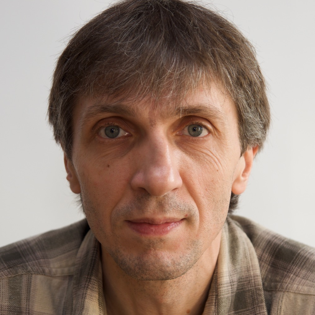 Andrii Pavlenko Headshot