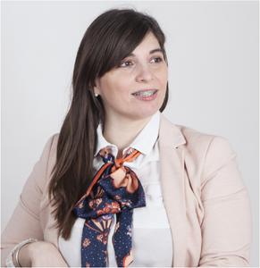 Maria Eugenia Inzaugarat Headshot