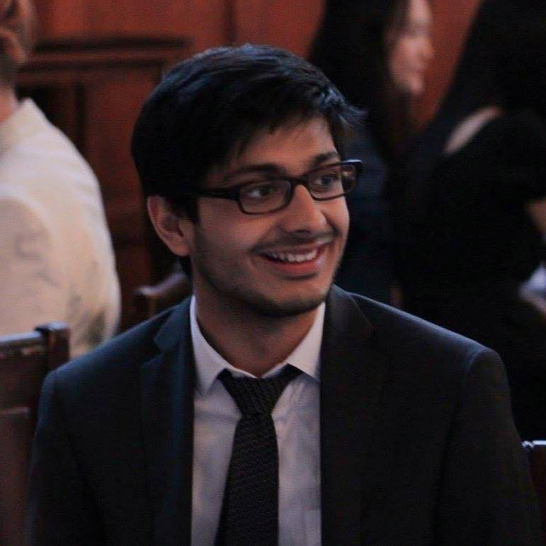 Ahmed Hasan Headshot
